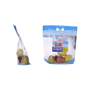 Top Quality Custom Biodegrad Plastic Frozen Fruit Bag
