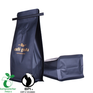 Good Seal Ability Tea Plastic Foil Zipper Bag Packaging Wholesale