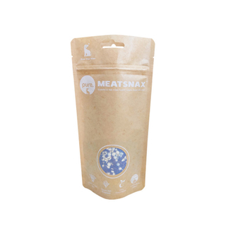 True Biodegradable 250g Stand Up Coffee Bag With Reaseal Zip Canada