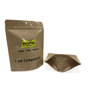 China Suppliers Eco-friendly Food Grade Stand Up Pouch for Coffee Packaging
