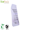 Custom Size Design Biodegradable Food Bags Stand Up Compostable Salt Packaging Bag with Zipper
