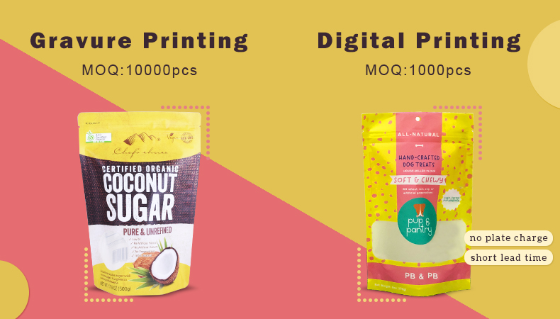 Digital printing packaging developed into an important branch