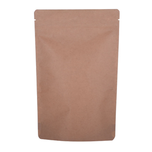 Compostable Stand Up Zipper Pouch Bags