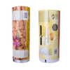 Wholesale Aluminum Foil Customized Printing/size/color Roll Film for Food To Keep Fresh