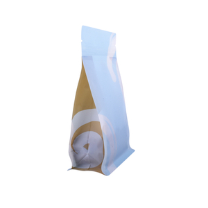 Best Coffee Bag Design Flat Bottom Pouch Small Packages of Coffee Bags