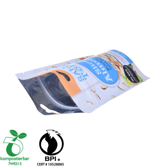 Resealable Ziplock Doypack Eco Supermarket Bag Factory in China