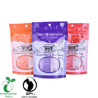 Reusable Doypack Teabag Biodegradable Manufacturer in China