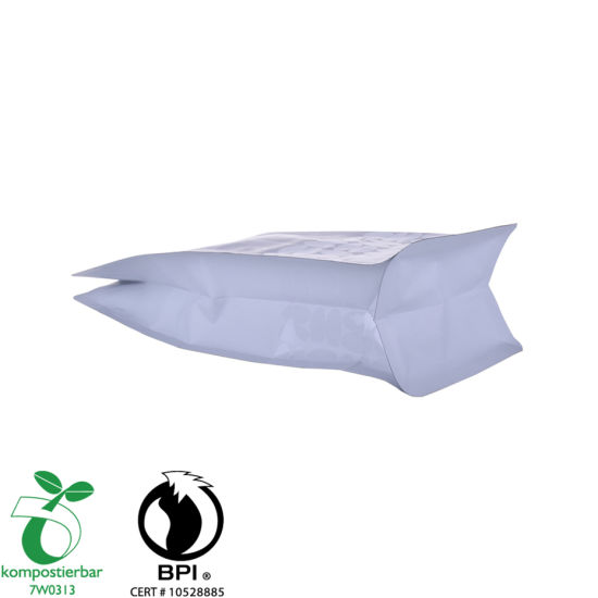 Ziplock Flat Bottom Coffee Tea Milk Powder Packaging Bag Factory China