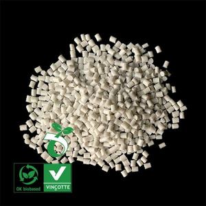 100% Biodegradable and Compostable Recycled LDPE Plastic Granule for Straw
