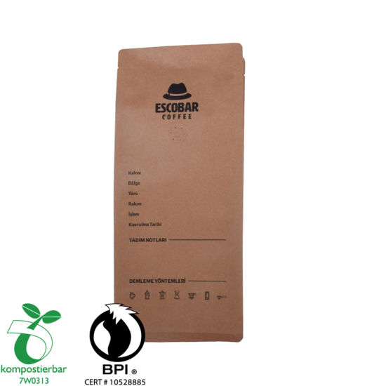 Laminated Material Kraft Paper Tea Bag Filter Factory From China