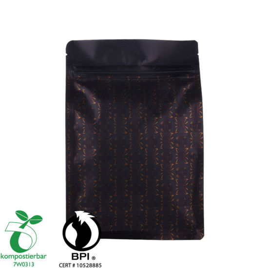 Wholesale Standup Round Bottom Plastic Bag Manufacturer From China