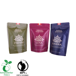 OEM PLA Small Coffee Bag Manufacturer From China