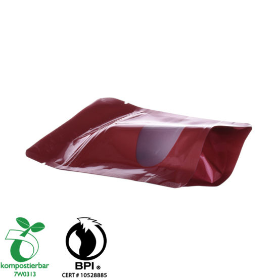 Custom Printed Biodegradable Film Bag Manufacturer China
