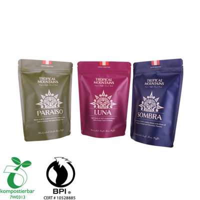 Reusable Clear Window Tea Sample Packaging Supplier From China