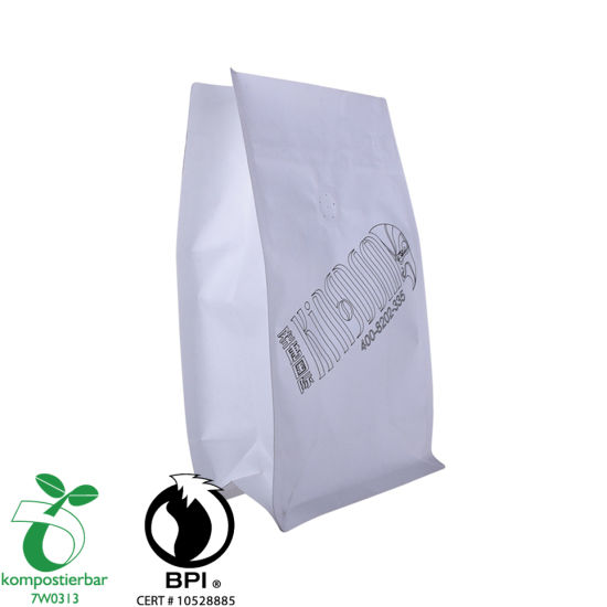 OEM Block Bottom Corn Fiber Bag Manufacturer in China